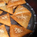 اكلة تونسية، صمصة الجلجلان