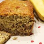 اكلة تونسية، كيك بهريس الموز