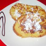اكلة مغربية، خبز محمص بعسل و السكر