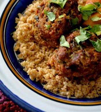 اكلة تونسية، كسكسي بكويرات الشبتية