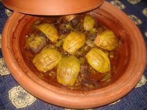 أكلة تونسية، مرقة سفرجل على الطريقة التقليدية