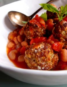 اكلة تونسية، كعابر سبانخ بمرقة اللوبيا