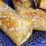 أكلة تونسية، صوابع ملسوقة بالجلجلان و التمر