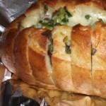 أكلة تونسية، طاجين خبز محشي