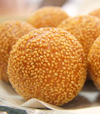 أكلة تونسية، لكلوكة رمان بالمكسرات