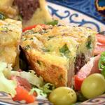 اكلة تونسية، طاجين بنادق