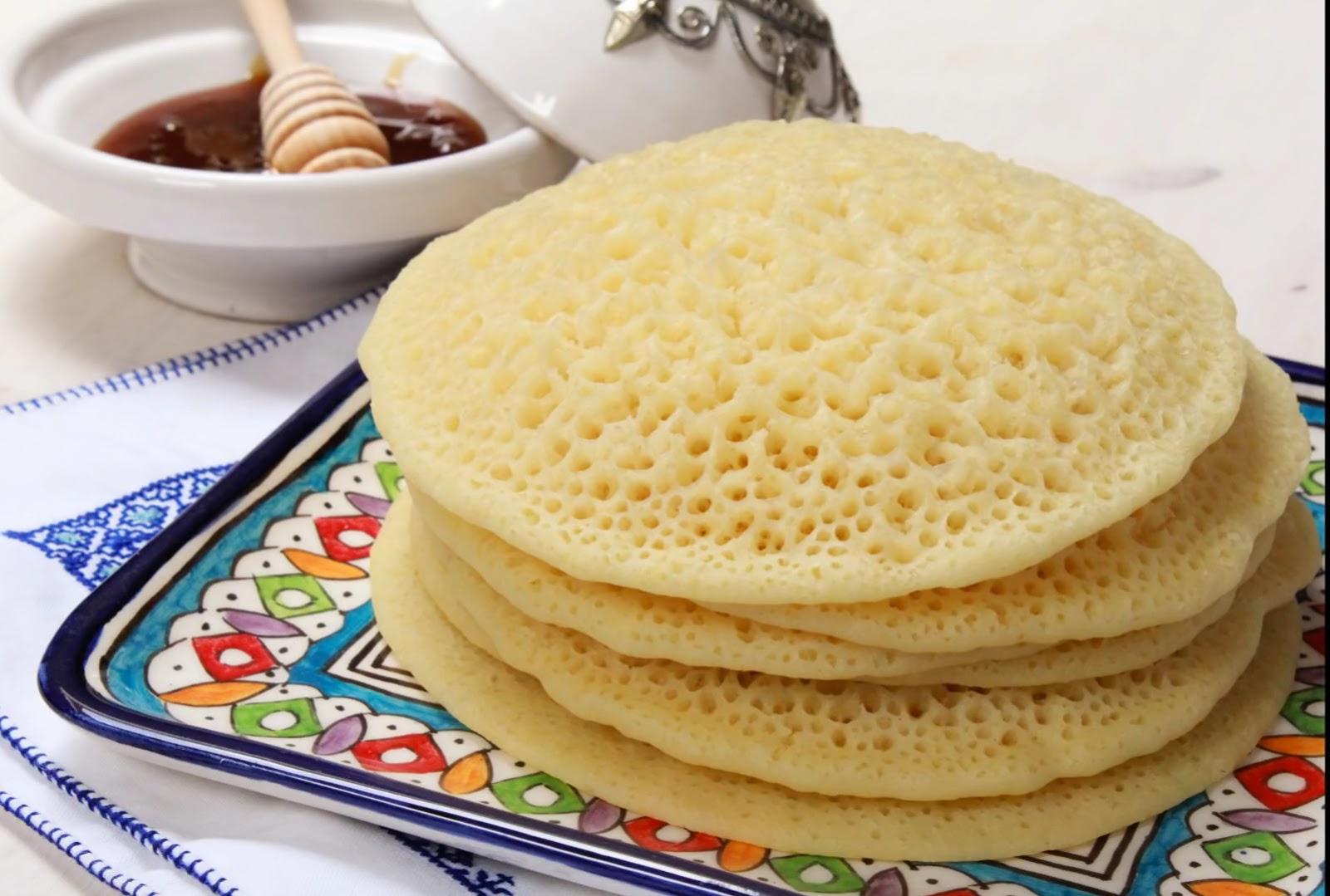 طريقة تحضير و إعداد وصفة البغرير المغربي
